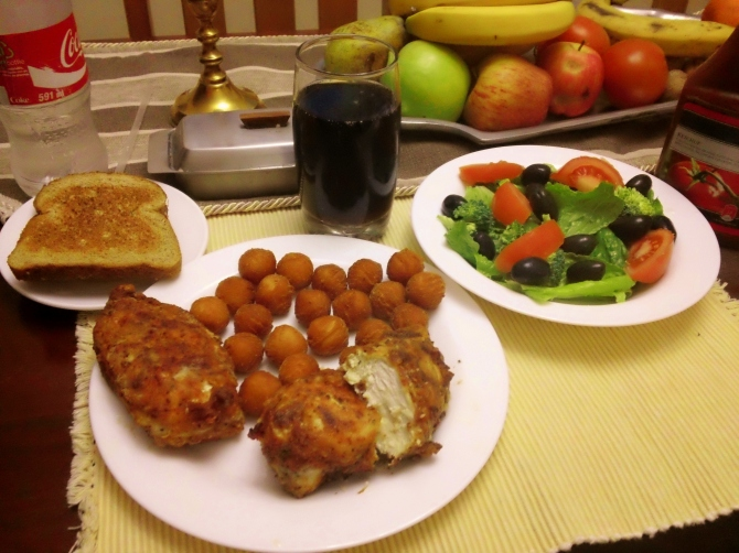 Georgia-style Fried Merkén Chicken