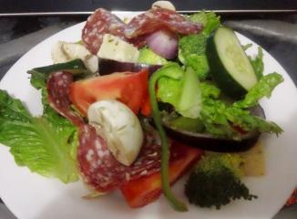 Tasty Dinner Salad