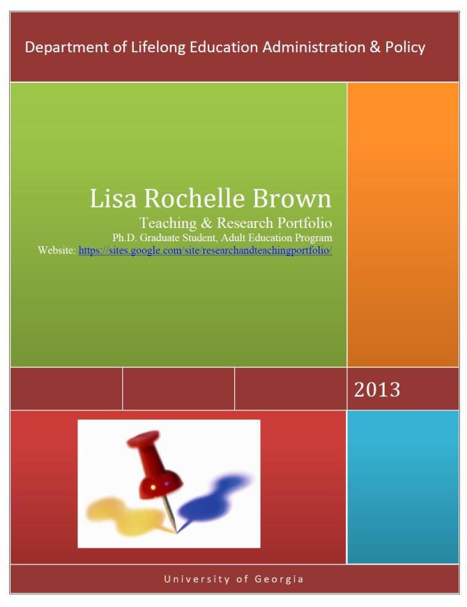 Teaching Portfolio2