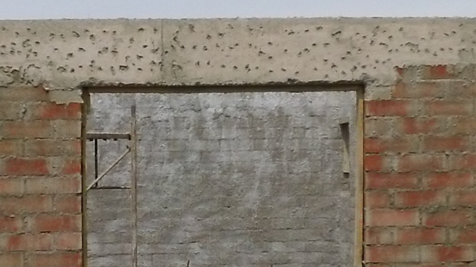 But those brick walls tho'!